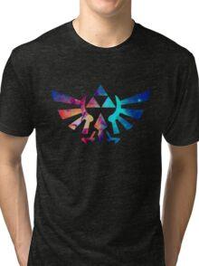 the legend of zelda Tri-blend T-Shirt