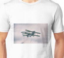 Bi-plane Dogfight Unisex T-Shirt