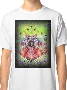 Wheel Of Dharma  Classic T-Shirt