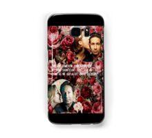 Gillian and David Samsung Galaxy Case/Skin