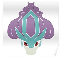 Suicune Poster