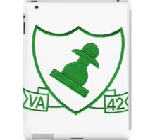 VA-42 Green Pawns iPad Case/Skin