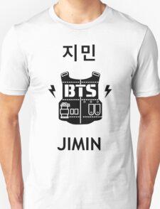 Jimin - Logo Clothing T-Shirt