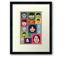 Aaand We're The... Framed Print