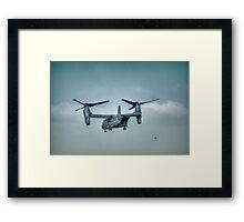 Bell Boeing V-22 Osprey  Framed Print