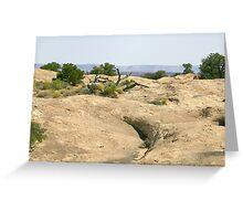 Canyonlands 63 Greeting Card