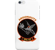 VFA-147 Argonauts iPhone Case/Skin