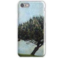 The candle tree iPhone Case/Skin