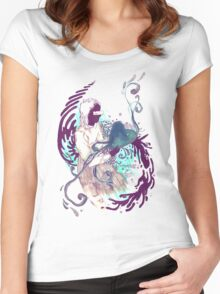 Give Your Heart Women's Fitted Scoop T-Shirt