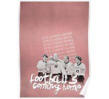 Euro 96 Poster