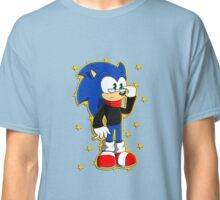 Smart/Separated Darkness Sonic Classic T-Shirt