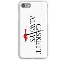 Caskett always iPhone Case/Skin
