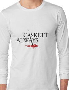 Caskett always Long Sleeve T-Shirt