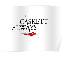 Caskett always Poster