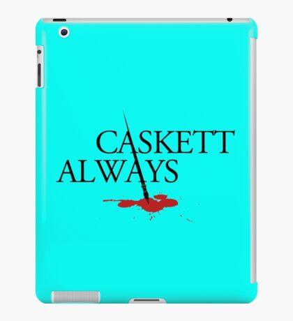 Caskett always iPad Case/Skin