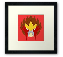 Entei Framed Print