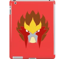 Entei iPad Case/Skin