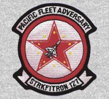 VFA-127 Desert Bogeys (Pacific Adversary Squadron) One Piece - Short Sleeve