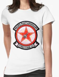 VFA-127 Desert Bogeys (Pacific Adversary Squadron) Womens Fitted T-Shirt