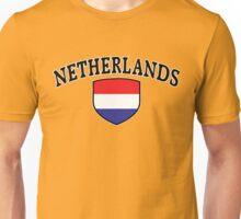 Netherlands Team Unisex T-Shirt