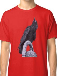 Raven On High - Isolated Classic T-Shirt