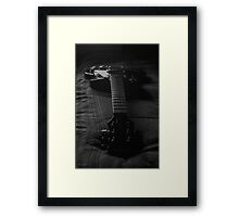Les Paul (v2) Framed Print