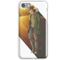 Autumn Remus iPhone Case/Skin