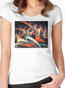 Vascular Plant Women's Fitted Scoop T-Shirt
