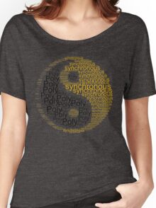 Polysynchronous II Women's Relaxed Fit T-Shirt