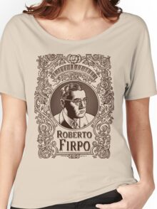Roberto Firpo (in brown) Women's Relaxed Fit T-Shirt