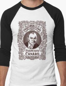 Francisco Canaro (in brown) Men's Baseball ¾ T-Shirt