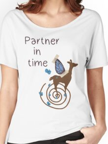Life is strange Partner in time Women's Relaxed Fit T-Shirt