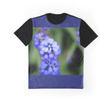 Grape Hyacinth - Muscari botryoides Graphic T-Shirt