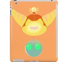 Intelligence and Ingenuity iPad Case/Skin