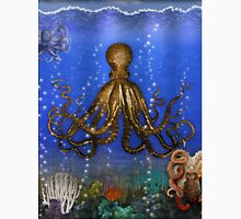Octopus' Lair - colorful Unisex T-Shirt