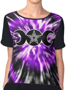 Witch Please Chiffon Top