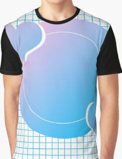 Abstract Love Graphic T-Shirt
