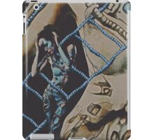 Mothership Cyborg Surrealism iPad Case/Skin
