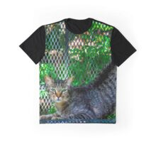 Emerald Eyes Graphic T-Shirt