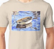 All aboard the Nautical theme Unisex T-Shirt