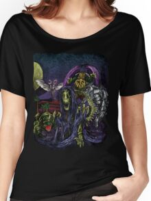 The Grim Raptor Women's Relaxed Fit T-Shirt