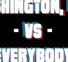 Washington D.C. vs. Everybody Sticker