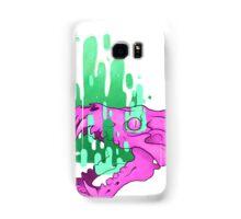 Neon Skull Samsung Galaxy Case/Skin