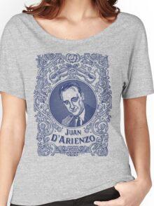 Juan d'Arienzo (in blue) Women's Relaxed Fit T-Shirt