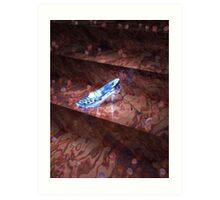 Cinderella's Little Glass Slipper Art Print