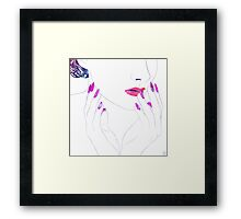 Closer IV Framed Print