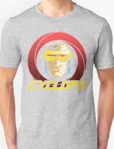 Cyclops •X-Men Animated Cartoon Unisex T-Shirt
