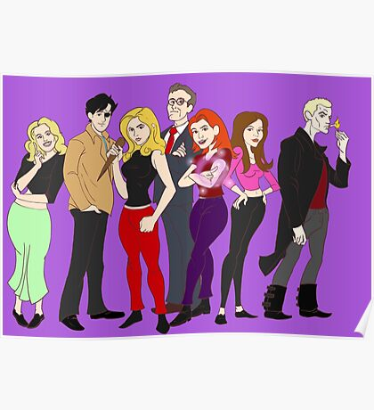 buffy-doo Poster