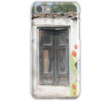 Door in Painted Wall iPhone Case/Skin