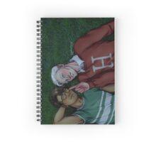 Stargazing Spiral Notebook